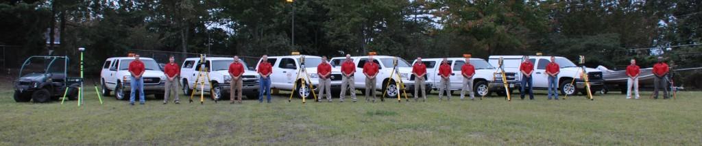 The GeoSurvey Field Team