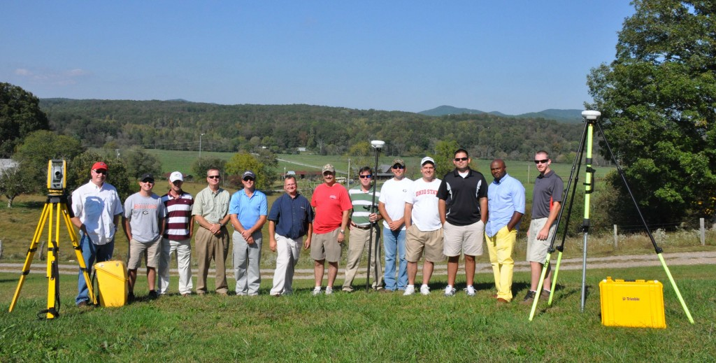 GeoSurvey Training Retreat 2012